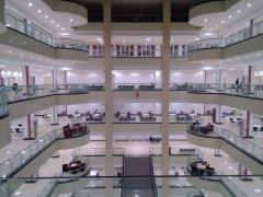 湖北第二师范学院(图书馆大厅)